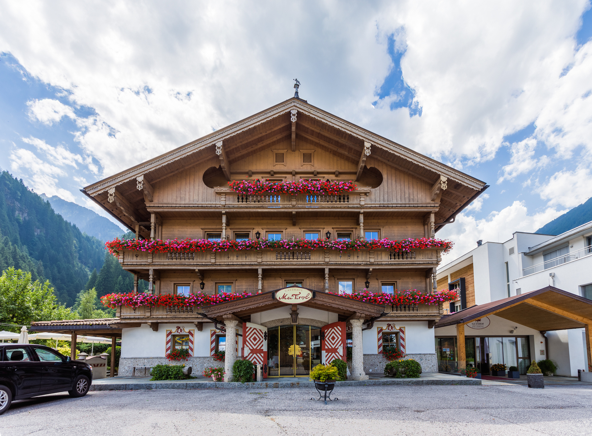 Gutshof Zillertal Hotel – daily photo