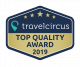 Award from Travelcircus 2019 (image)